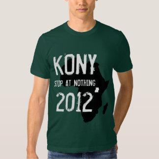 Kony 2012 tee shirt