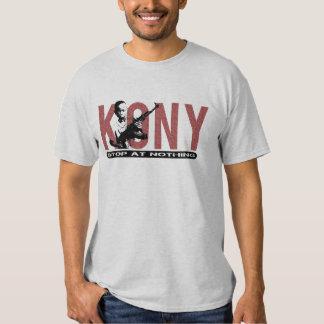 KONY - Stoppa på ingenting. Barnsoldat Tröjor