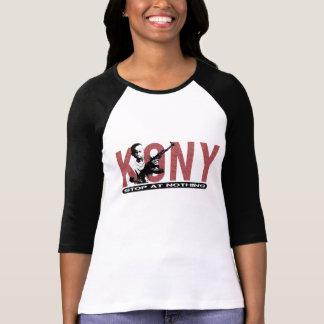 KONY - Stoppa på ingenting. Barnsoldat Tshirts