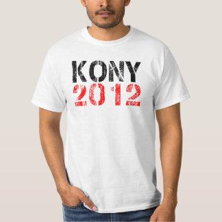 KONY-T-TRÖJA 2012 T-SHIRTS