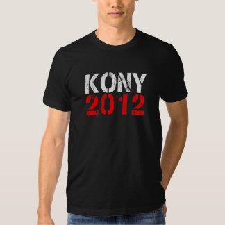 KONY-T-TRÖJA 2012 TEE