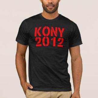 KONY-T-TRÖJA 2012 TSHIRTS