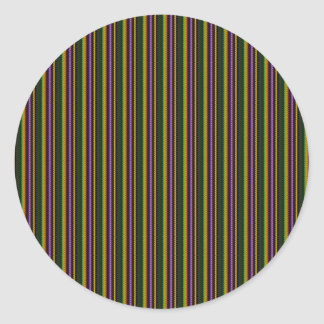 KOOL-mörk skuggar mönster vid NavinJOSHI NVN45 Runt Klistermärke