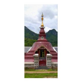 KOOLshades BUDDHA tempelhärlighet Reklamkort