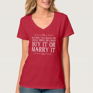 köp att gifta sig det eller det tröjor
