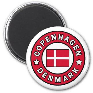Köpenhamn Danmark Magnet
