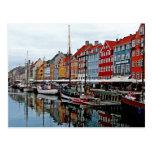 Köpenhamn Vykort