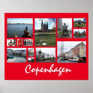 KöpenhamnCollage 1 Poster