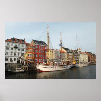 Köpenhamnfrakt Print