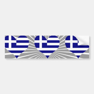 KöpGrekland flagga Bildekal