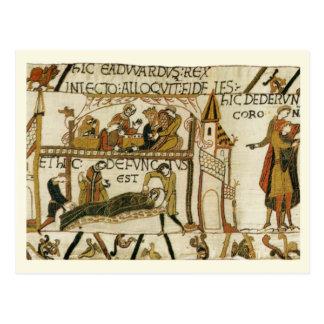 Kopiavintagevykort, Bayeaux Tapestry Vykort