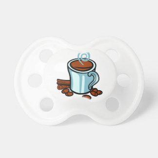 Kopp av kaffe napp