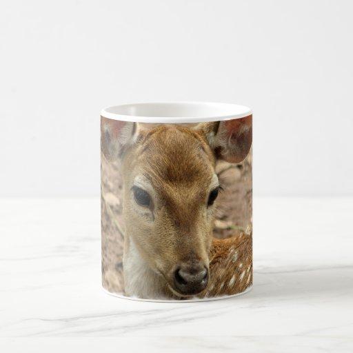 Kopp för Bambi hjortkaffe Kaffe Kopp