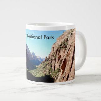 Kopp för Zion nationalparkkaffe Jumbo Mugg