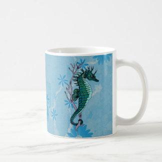 Kopp-Seahorse Kaffemugg
