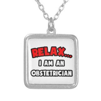 Koppla av… I-förmiddagen en Obstetrician Anpassningsbara Smycken