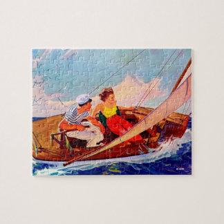 Koppla ihop seglingen av R.J. Cavaliere Pussel