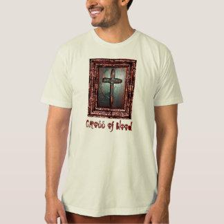Kor av blod tee shirt