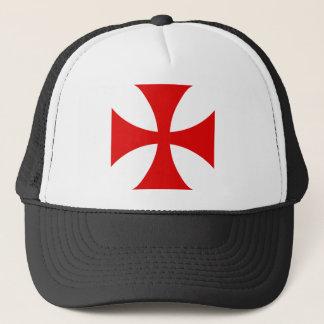 Kor av riddarna Templar Truckerkeps