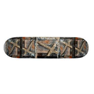 Kor av styrka skateboard bräda 21,5 cm
