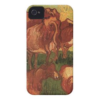 Kor av Vincent Van Gogh iPhone 4 Case-Mate Case