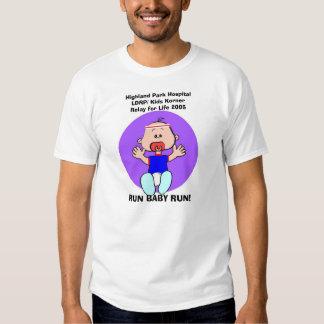 Kör babyspringan t-shirt