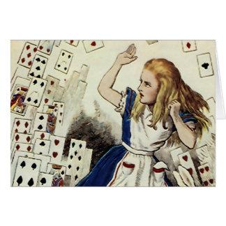 Kör den Alice springan!  ~-kort OBS Kort