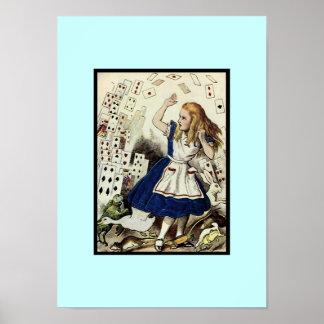 Kör den Alice springan! ~-tryckaffisch Poster