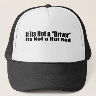 kör den hot rod truckerkeps