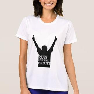 Kör för bekläda: Fläkt Tee Shirt