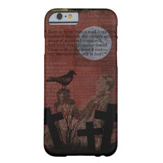 Kor för spådomar för måne för Halloween Barely There iPhone 6 Skal