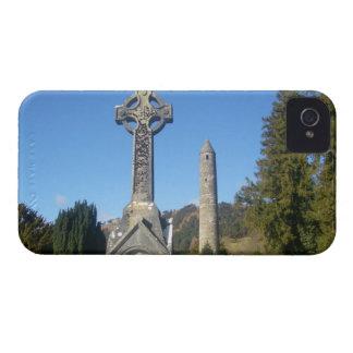 Kor för St Kevins och rundatorn Glendalough iPhone 4 Case-Mate Skal