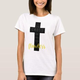 Kor har gjort dig prickfri - den kristna skjortan tee shirt