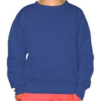 Köra glada stunder lång ärmad tröja