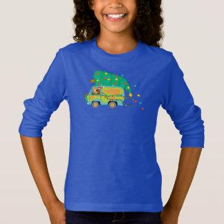 Köra glada stunder tee shirts