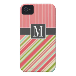 Korall- & gröntrandar iPhone 4 case