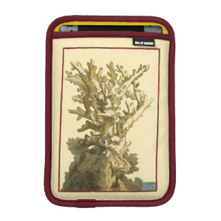 Korall vid havet iPad mini sleeve