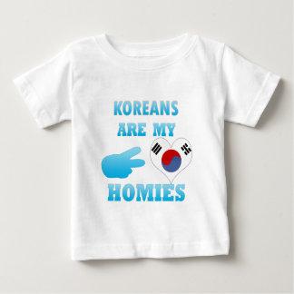 Koreaner är min Homies Tröjor