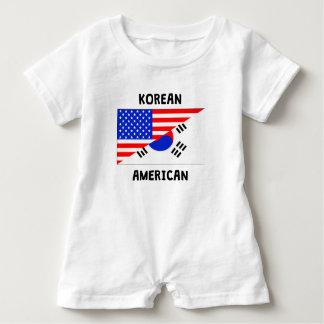 Koreansk amerikan t shirts