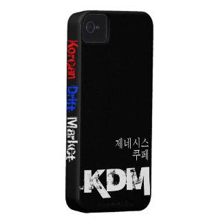Koreansk driva marknadsför iPhone 4 cover