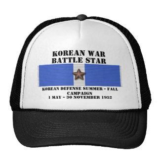 Koreansk försvarsommar - nedgång keps