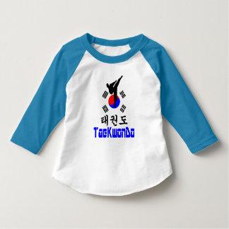 koreansk krigs- Konst-TaeKwonDo för ❤☯✔Love Tröja