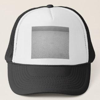 Kornig grå färgbakgrund keps