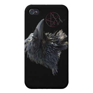 Korpsvart iphone case för Lord Wiccan Speck iPhone 4 Cover