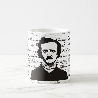 """Korpsvart"""" mugg för Poe """""""