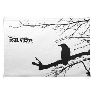 Korpsvarta Ravenware Tablemat Bordstablett