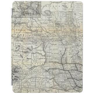 Korrigera kartan av Dakota iPad Skydd