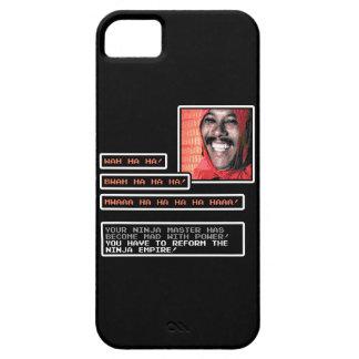 Korrumperad Ninja ledar- iphone case iPhone 5 Case-Mate Fodraler