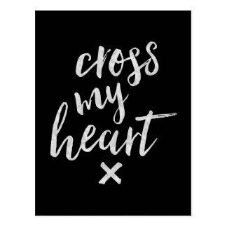 Korsa min hjärta - inspirera kort