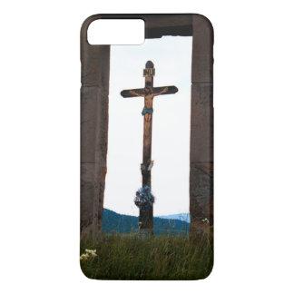 Korsa över plus för fodraliPhone 7, knappt där